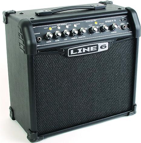 Amplificador guitarra Line 6 Spider II: Amazon.es: Instrumentos ...