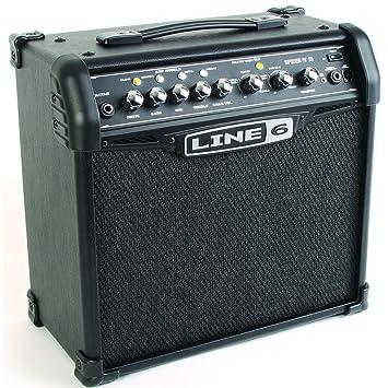 Line 6 Spider IV 15 15-Watt 1 x 8 Modeling Guitar Amplifier