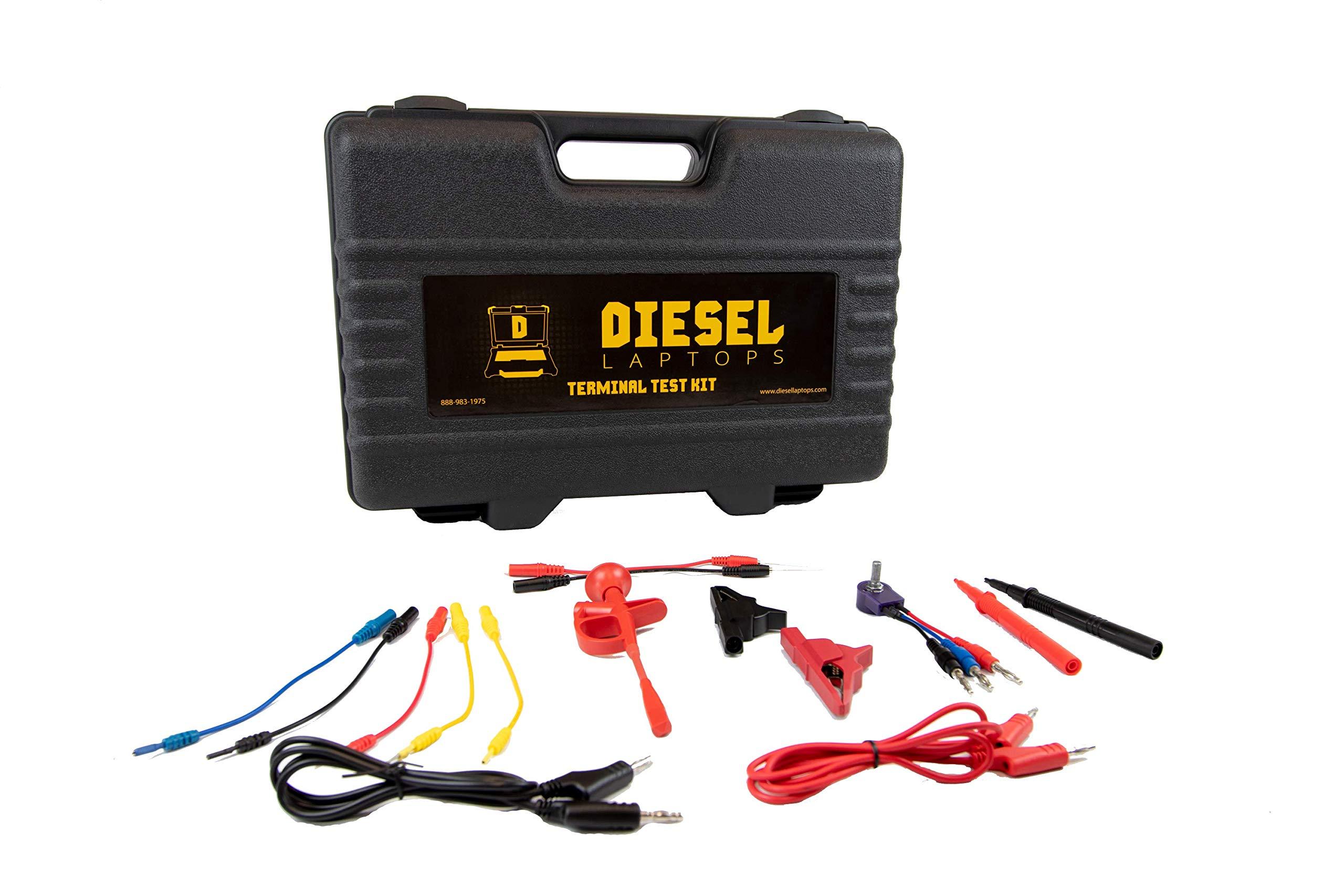 Diesel Laptops 94 Piece Electrical Diagnostic Terminal Test Kit by Diesel Laptops (Image #3)