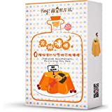 Hey! Pinkgo Girl Hyaluronic Acid Molecules Moisturizing Petal Jelly Mask 5 Packets to Repair, Hydrate and Rejuvenate Skin