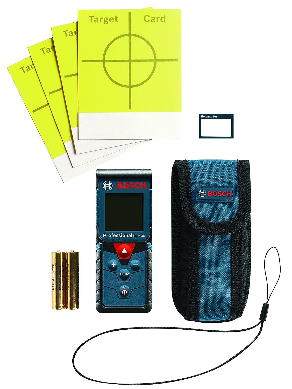 bosch glm 40 laser measure 135 feet amazon com