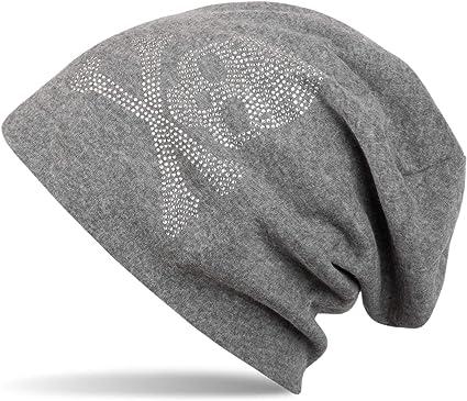 bonnet tête de mort 8