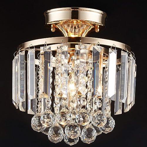Livex Lighting 6513-91 Pennington 3 Light Convertible Hanging Lantern Ceiling Mount, Brushed Nickel