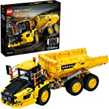 LEGO Technic 6x6 Volvo Articulated Hauler (42114) Building Kit, Volvo Truck Toy Model for Kids Who Love Construction…