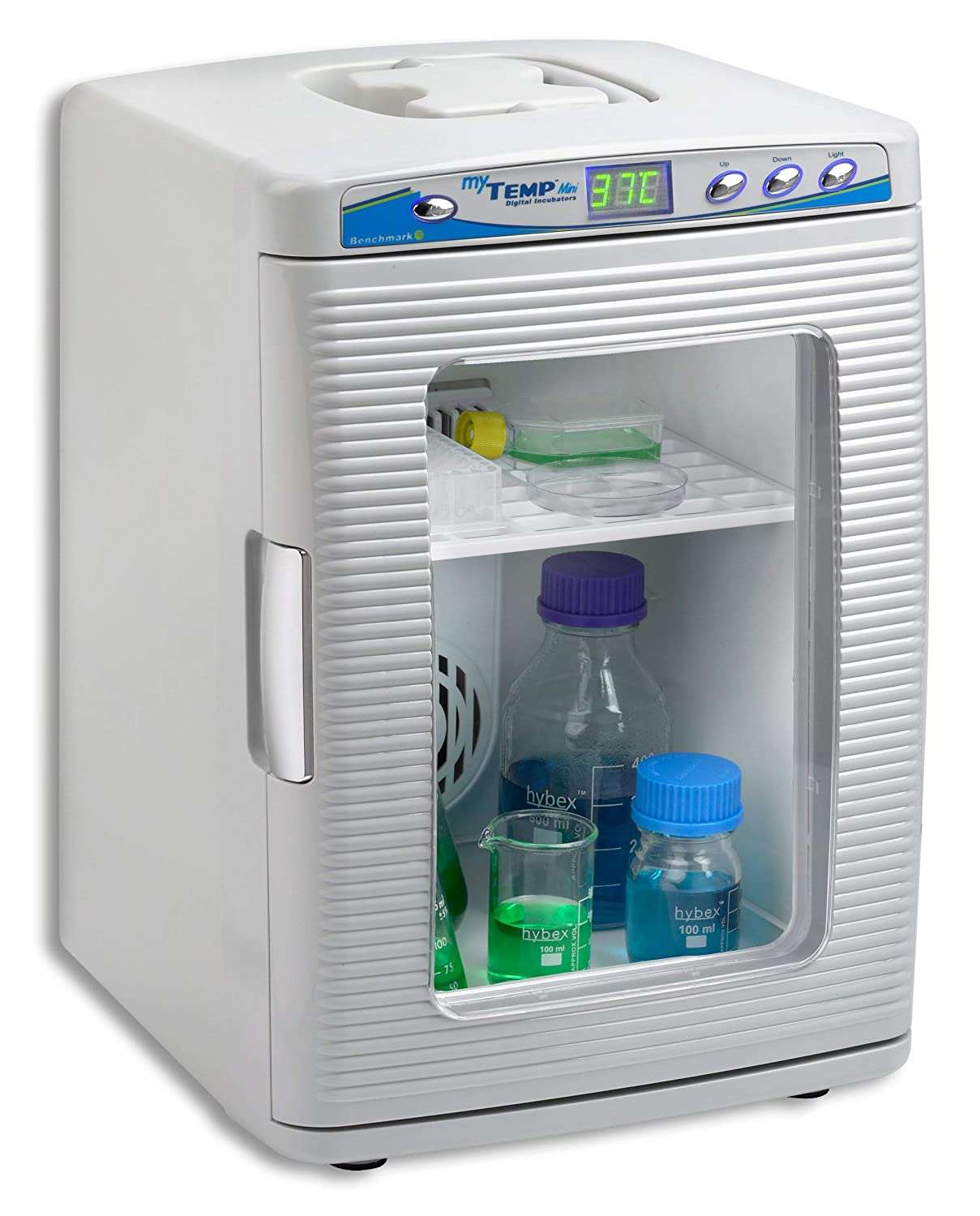 Benchmark Scientific H2200-HC MyTemp Mini Digital Incubator with Heating and Cooling, 115V