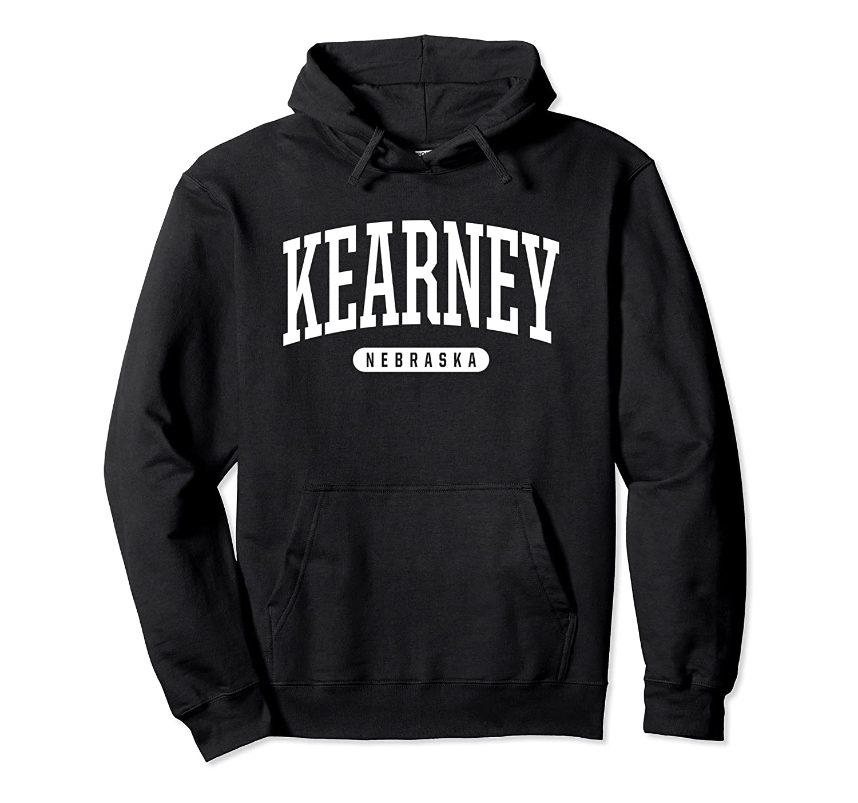 Kearney Hoodie Sweatshirt College University Style NE USA-alottee gift