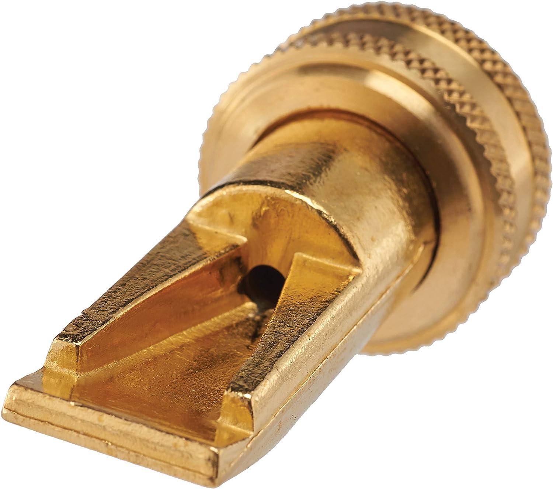 Dramm 22311 Heavy-Duty Brass Sweeper Nozzle