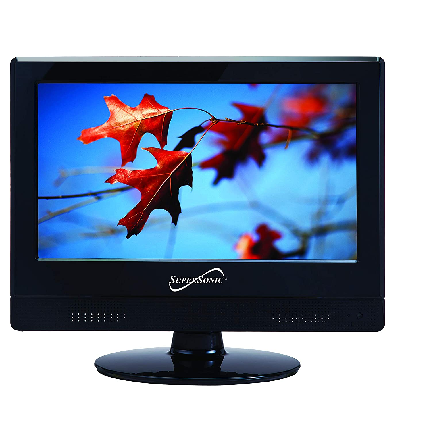 Supersonic SC-1311 13 3-Inch 1080p LED Widescreen HDTV with HDMI Input  (AC/DC Compatible)