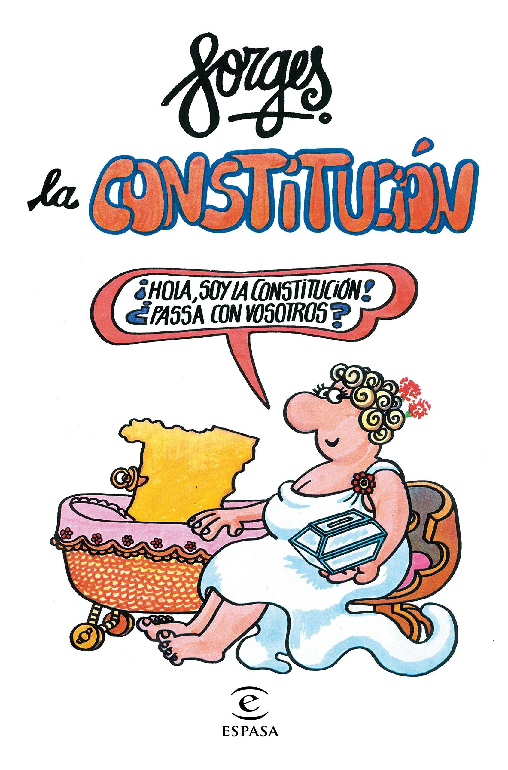La Constitución de Forges FUERA DE COLECCIÓN Y ONE SHOT: Amazon.es ...