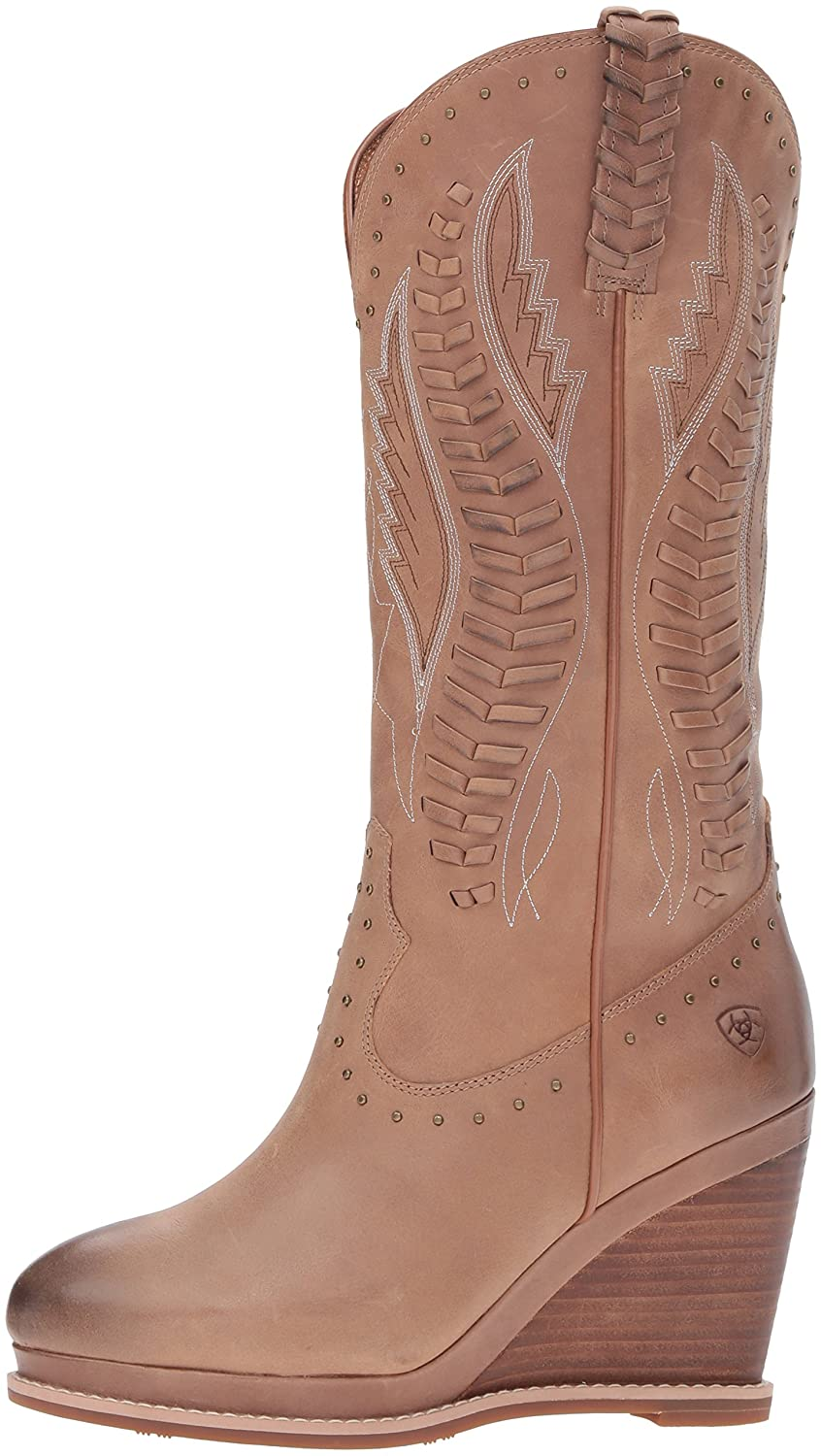 Ariat Women's Nashville Western B(M) Fashion Boot B01BPW7NW4 9 B(M) Western US|Burnt Sugar 8722c2