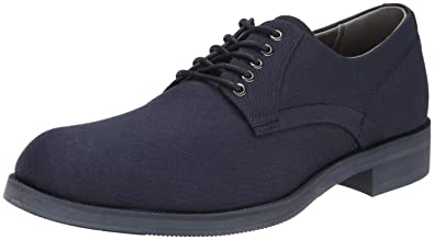 Mens Shoes Calvin Klein Homer Pewter Canvas