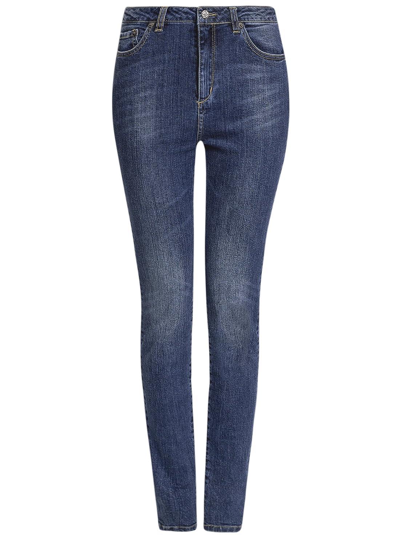 849a0788d70ea oodji Ultra Femme Jean Skinny Taille Haute: Amazon.fr: Vêtements et  accessoires