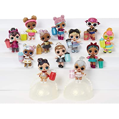L.O.L. Surprise! Glam Glitter Series Doll with 7 Surprises: Toys & Games