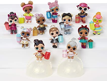 Lol Surprise Glam Glitter Series Doll With 7 Surprises