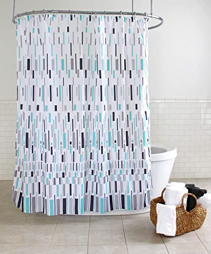 Image Unavailable Not Available For Color Splash Home Bars Polyester Fabric Shower Curtain