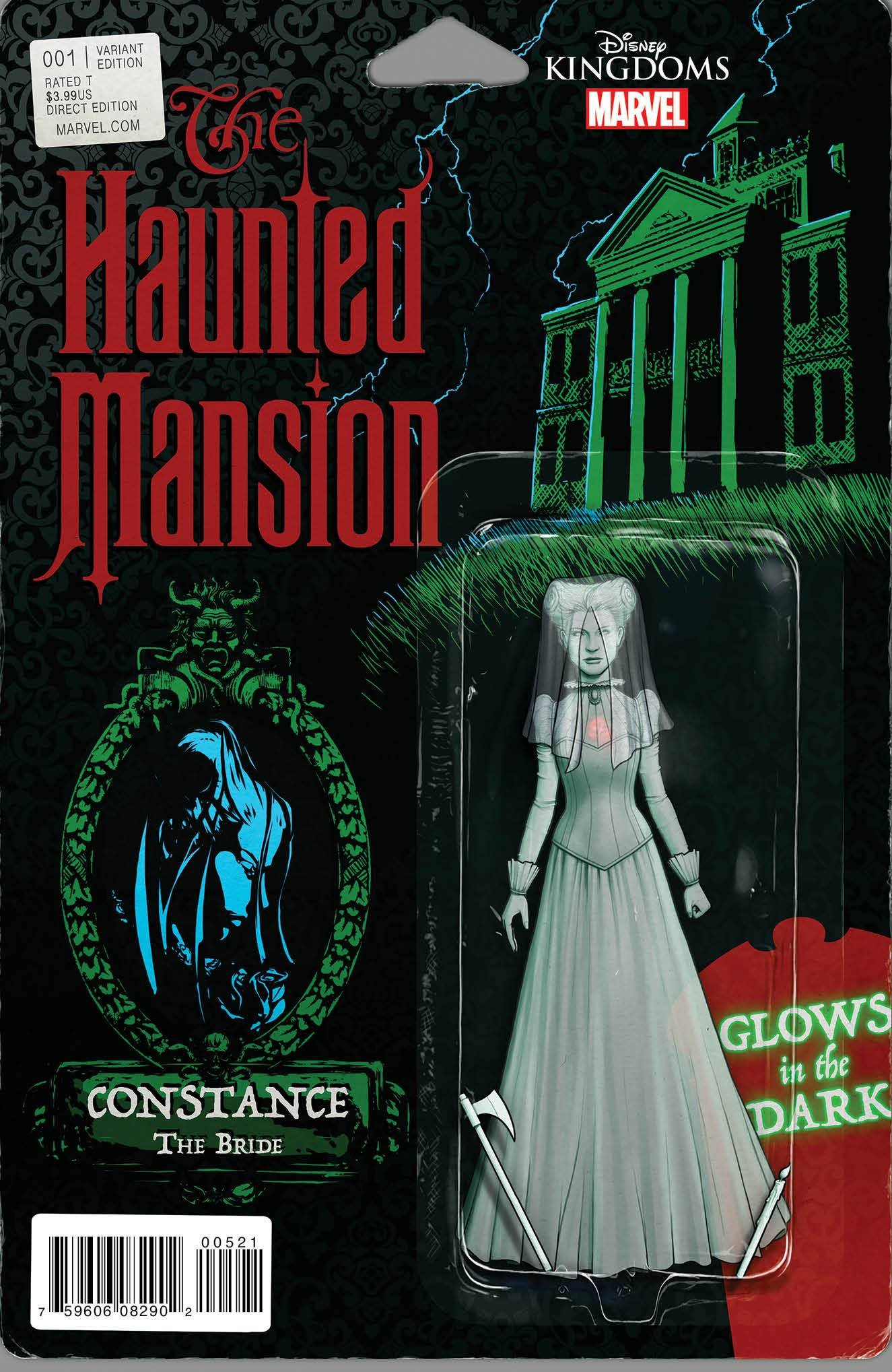 Download HAUNTED MANSION #1 (OF 5) ACTION FIGURE VAR PDF