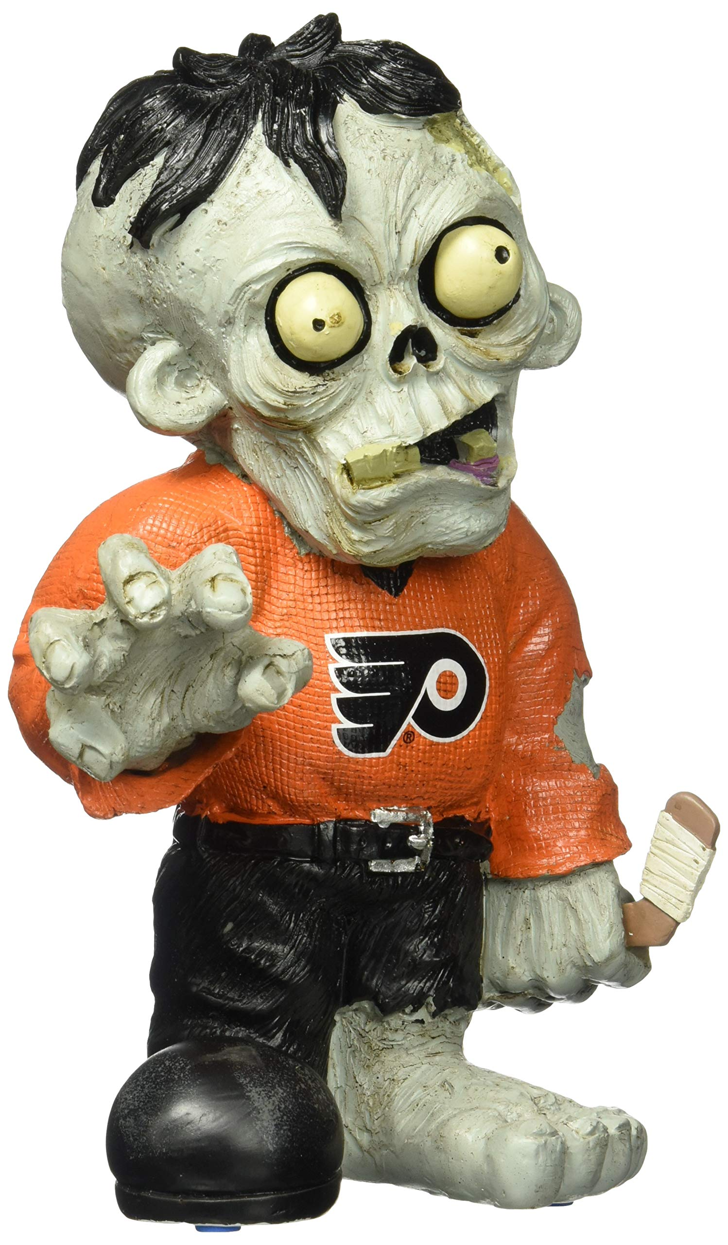 NHL Philadelphia Flyers Pro Team Zombie Figurine