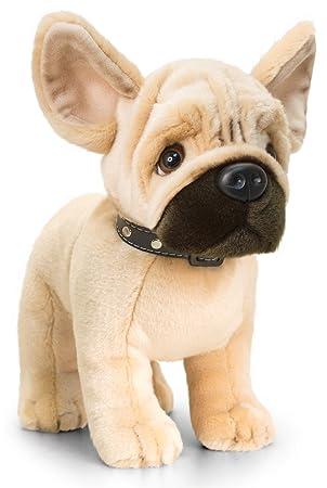 Plüschtier Kleine Bulldogge Baby