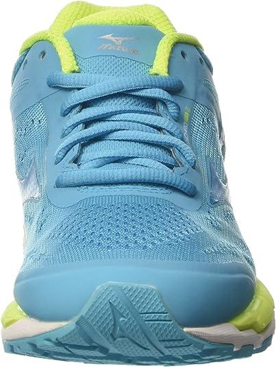 Mizuno Synchro MX (W) - Zapatillas de Running de competición Mujer ...