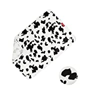Portable Diaper Changer Baby Bag Changing Pad for Travel (Cow Print)