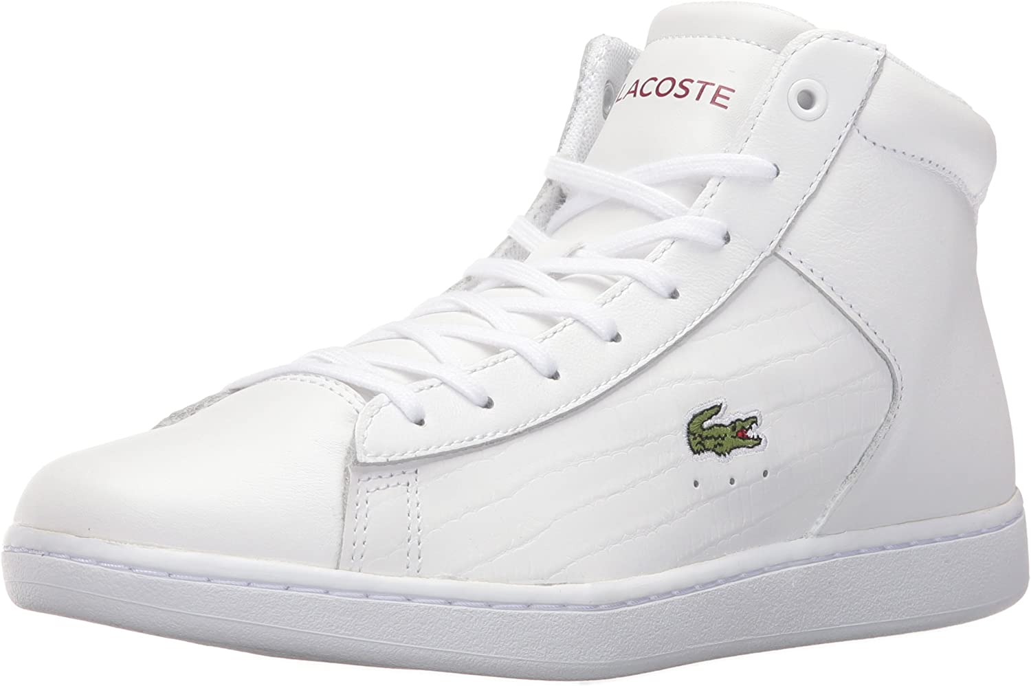 lacoste flats womens