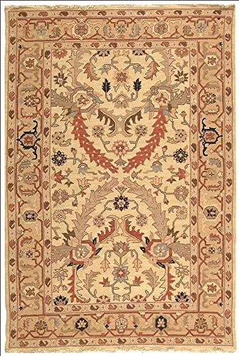 Safavieh Sumak Collection SK120C Wool Area Rug