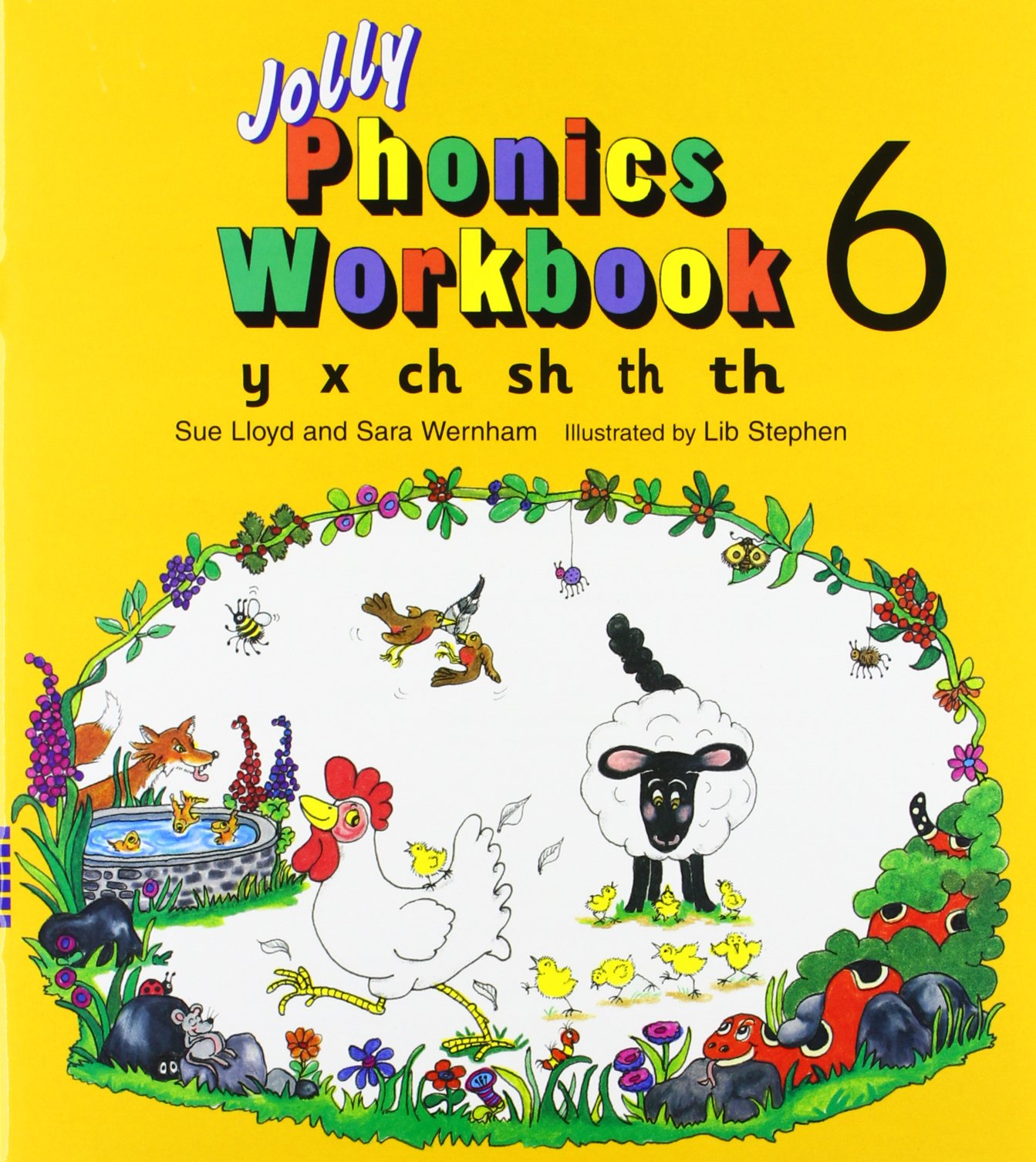 Buy Jolly Phonics Workbooks 1 - 7 Book Online at Low Prices in India ...