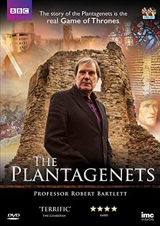 The Plantagenets As seen on BBC2 a 3 part series presented