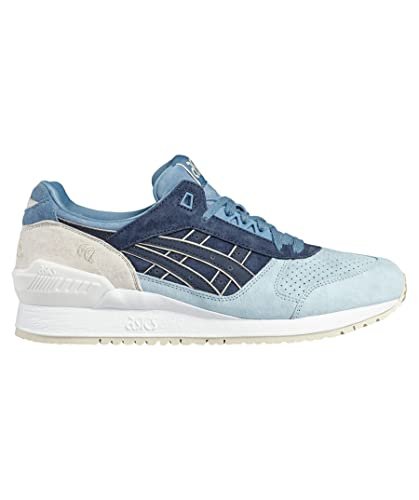 a30305cb70c9 Asics - Gel Respector Platinum Collection India Ink - Sneakers Unisex - 9.5  UK
