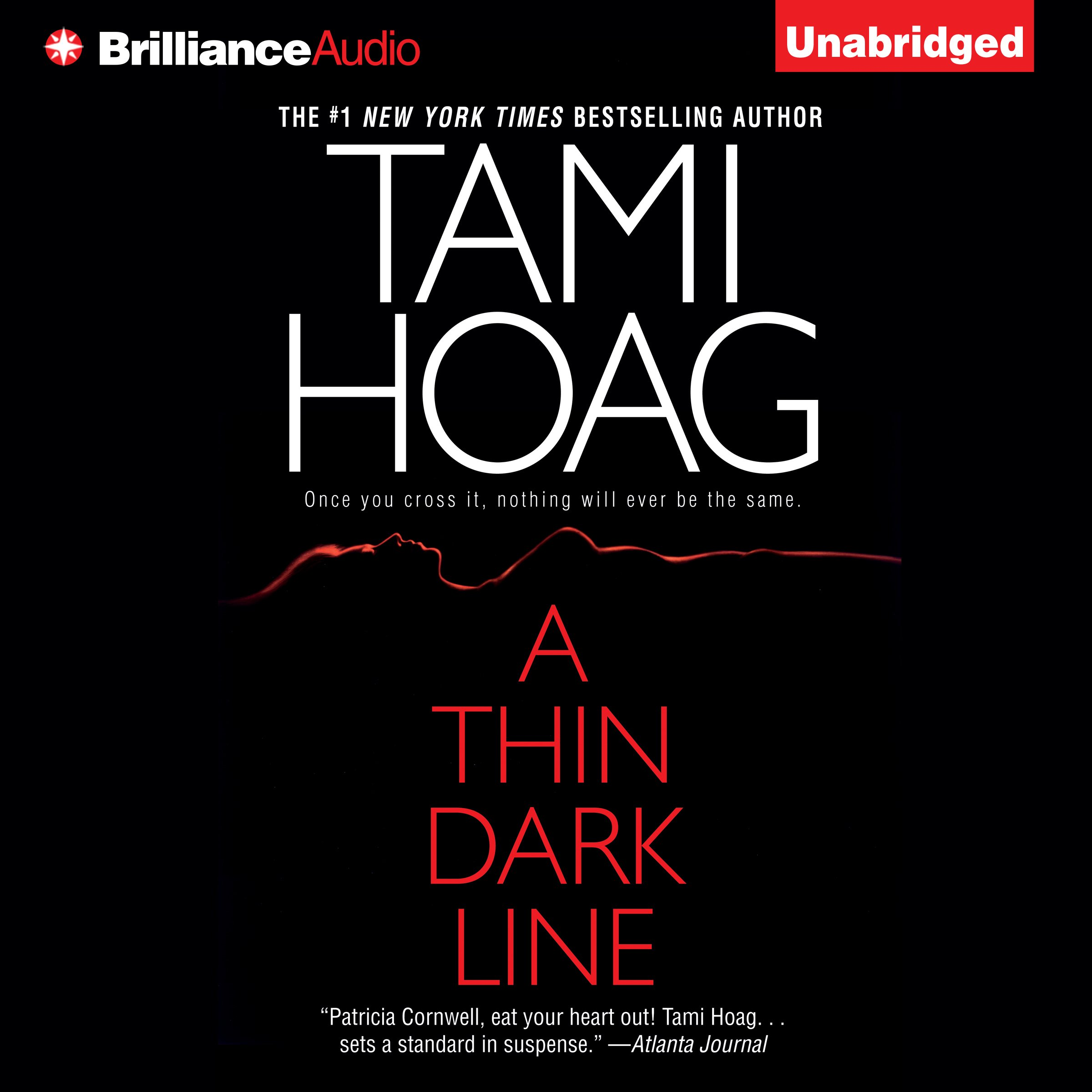 A Thin Dark Line by Brilliance Audio (Image #1)