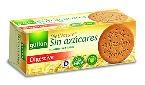 Diet Nature Galletas Digestive - 400 g: Amazon.es: Amazon Pantry
