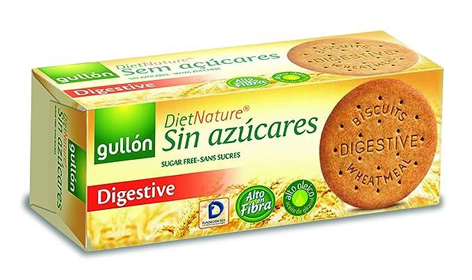 f512d52afd Diet Nature - Galletas Digestive - Caja 400 gr - Pack de 3 (Total 1200