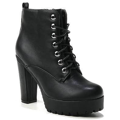 Englische Schuhe Damen Schuhe Schnürschuhe Strasssteine Neue