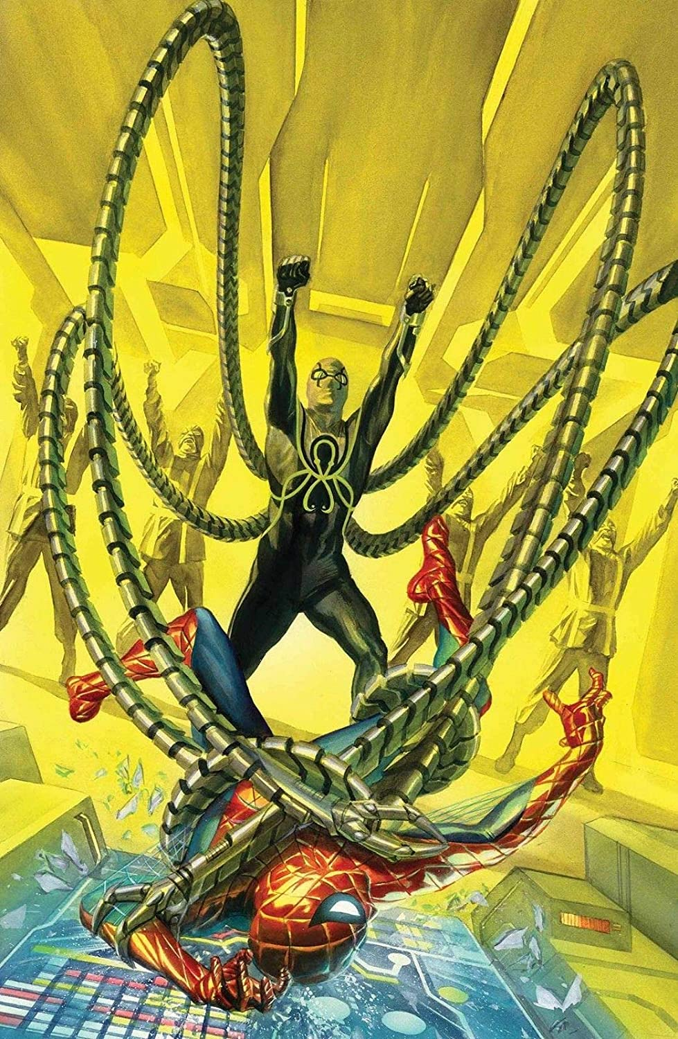 Amazing Spider-Man #29 Poster by Alex Ross (24' x 36') Rolled/New!