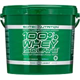 Scitec Nutrition Whey Isolate, Vanille, 1er Pack (1 x 4000 g)