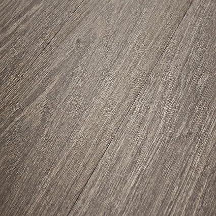 Quick Step Naturetec Eligna Dark Grey Varnished Oak 8mm Laminate