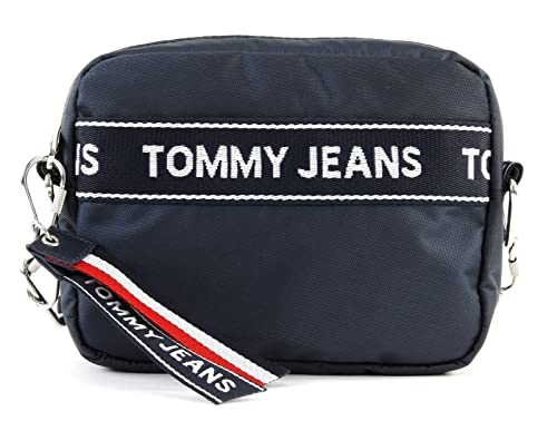 ad0b9f1d5639 TOMMY HILFIGER Jeans Logo Camera Bag Tommy Navy  Amazon.co.uk  Shoes   Bags