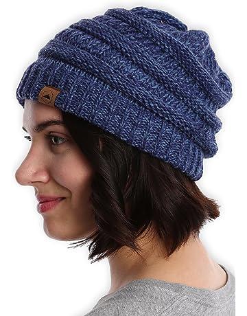 272732d129991 Tough Headwear Cable Knit Beanie - Thick