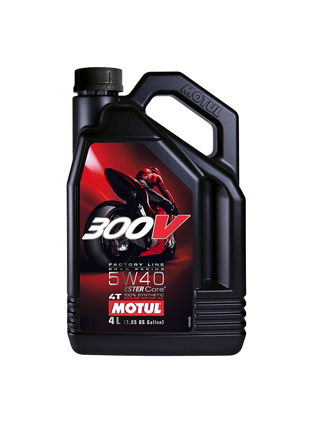 Motul 104115 Factory Line Road Racing