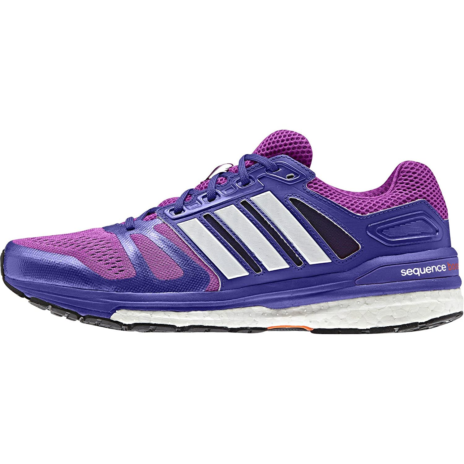Adidas Supernova Sequence 7 Women s Running Shoes - SS15-8  Amazon.co.uk   Shoes   Bags 9569f809b8a