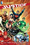 Justice League HC Vol 01 Origin