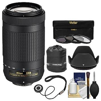 Amazon.com: Nikon 70 – 300 mm f/4.5 – 6.3 g DX AF-P Ed Zoom ...