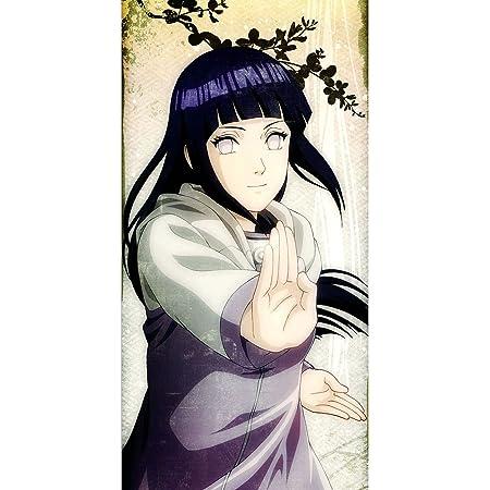 Poster Cartel Hinata Hyuga Manga Naruto Hija Clan Ninja ...