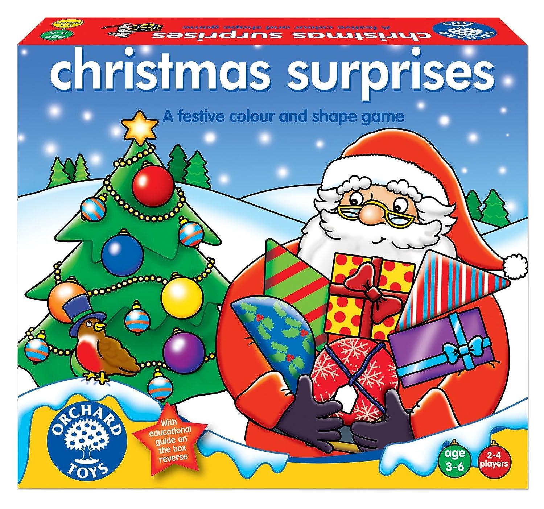 Christmas Surprises Amazon Toys & Games