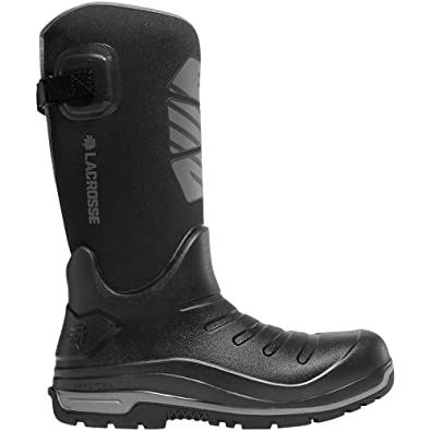 "Aero Insulator 14"" Black NMT (664554)  Waterproof  Insulated Modern Comfortable Hunting Combat Boot Best For Mud Snow"
