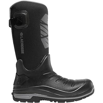 "Aero Insulator 14"" height Black (664550) Waterproof  Insulated Modern Comfortable Hunting Combat Boot Best For Mud Snow"
