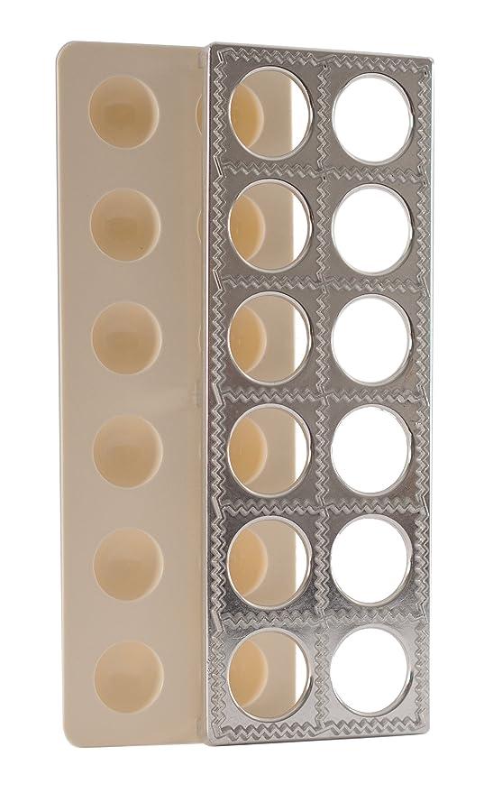 Norpro Ravioli Pasta Maker Mold & Press With Recipes & Instructions New