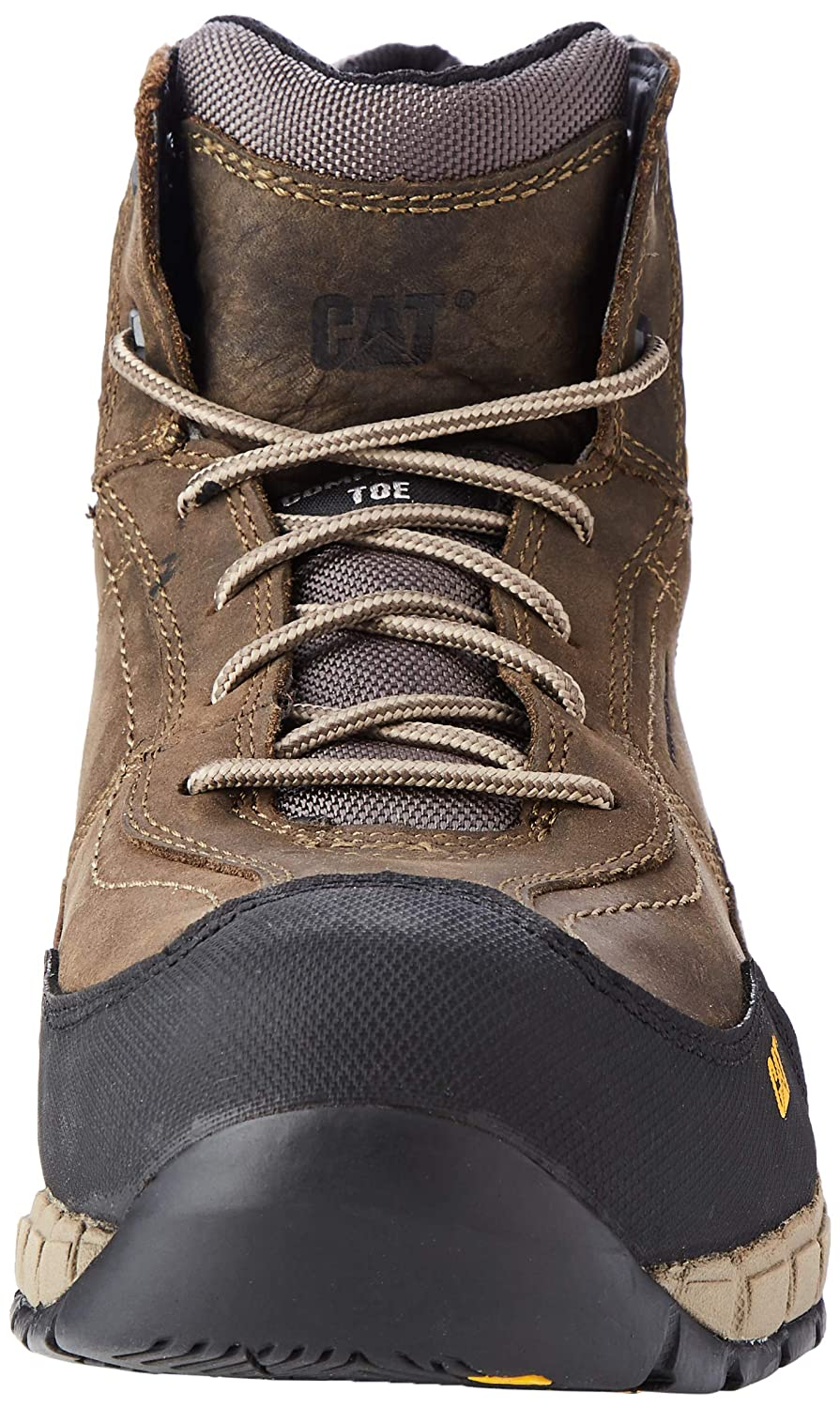 Botas de construcci/ón para Hombre Cat Footwear Streamline Mid Leather CT S1p HRO SRC