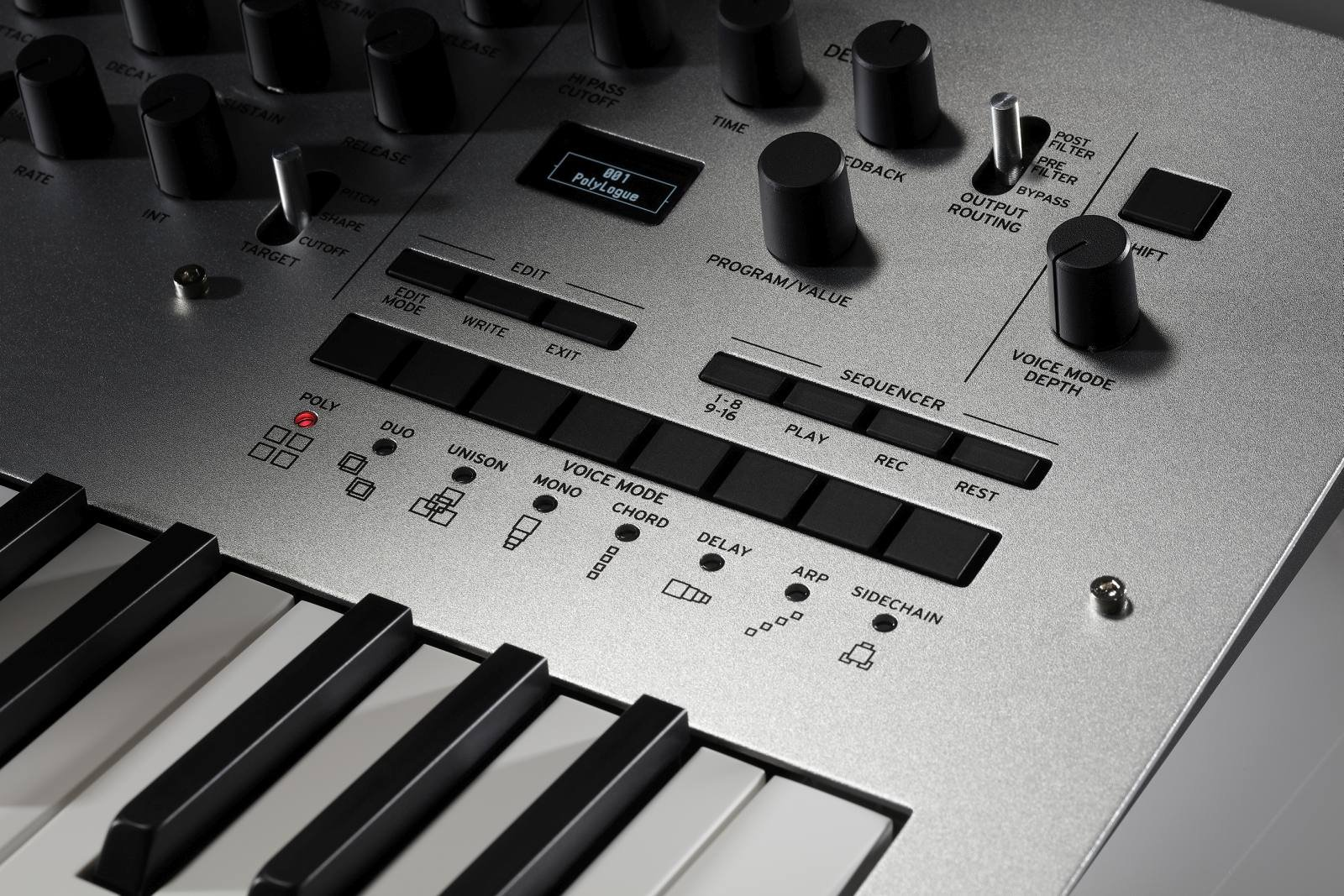 Korg Minilogue 4-Voice Polyphonic Analog Synth with Presets by Korg (Image #5)