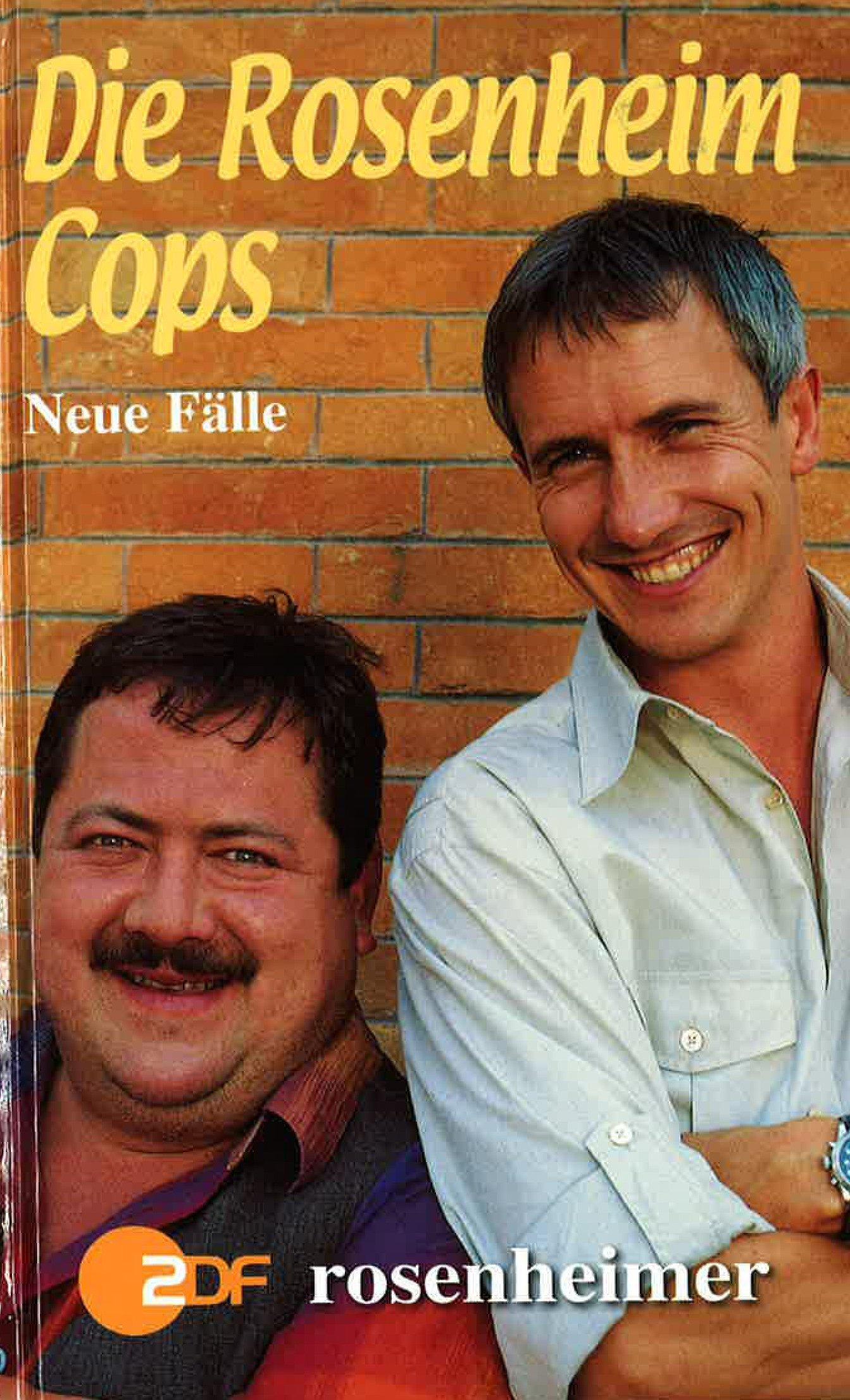 Die Rosenheim Cops. Neue Fälle. Buch Zu Der ZDF Fernsehserie